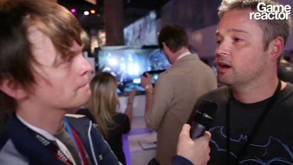 E3 12: Batman: Arkham City - Armored Edition - vídeo entrevista