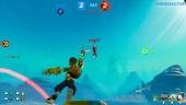Rocket Arena - Gameplay de Plink en el modo Rocketball