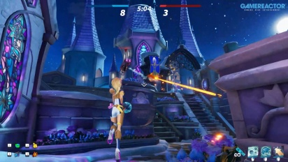 Rocket Arena - Gameplay con Amphora en el modo Knockout