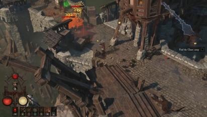 Warhammer: Chaosbane - Next-Gen Gameplay (4K)