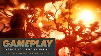 Assassin's Creed Valhalla - Primeros 30 Minutos