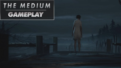 The Medium - Gameplay en Xbox Series X