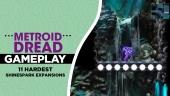 Metroid Dread: Top 11 Expansiones más difíciles con Aceleración y Técnica Cometa