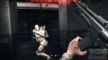 Wolfenstein: The New Order - Twitch 30 min Gameplay