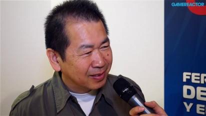 Yu Suzuki - entrevista en Gamelab 2014