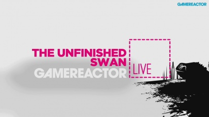 The Unfinished Swan (PS4) - Livestream Replay