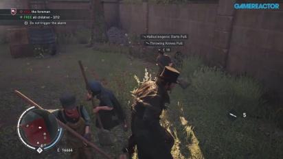 Assassin's Creed: Syndicate – Gameplay versión final – Liberando a los niños con Jacob