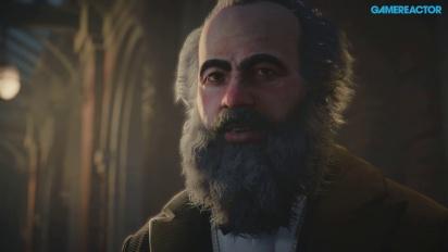 Assassin's Creed: Syndicate – Gameplay versión final – Jugando al ratón y al gato con Karl Marx