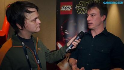 Lego Star Wars: El Despertar de la Fuerza - Entrevista a Tim Wileman