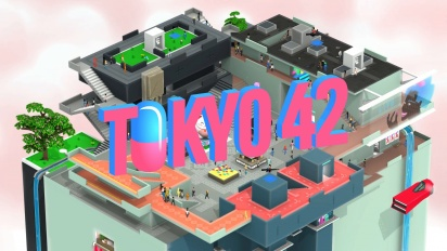 Tokyo 42 - PS4 Announcement Trailer