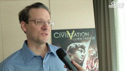 GDC 12: Civilization V: Gods & Kings interview