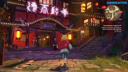Ni no Kuni II: El Renacer de un Reino - Gameplay de Goldpaw