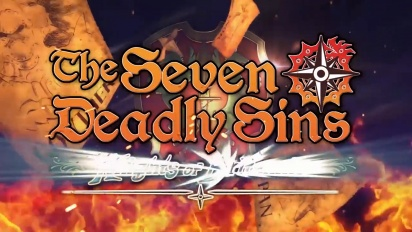 The Seven Deadly Sins: Knights of Britannia - Pre-launch Trailer