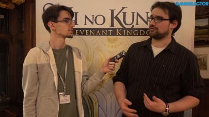 Ni no Kuni II: Revenant Kingdom - Entrevista a Pierre Tartaix