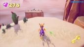 Spyro: Reignited Trilogy - Gameplay en Cañón árido