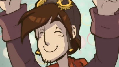 Deponia - Nintendo Switch Announcement