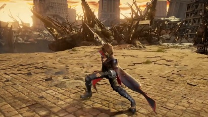 Code Vein - One-Handed Sword Weapon Trailer