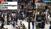 Unite Copenhagen 2019 - Tour por las instalaciones
