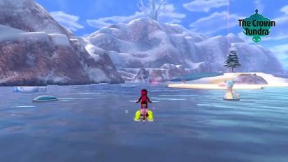 Pokémon Sword & Pokémon Shield: The Crown Tundra - Teaser Trailer
