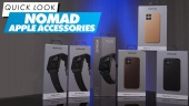 El Vistazo - Accesorios NOMAD para iPhone 12 y Apple Watch