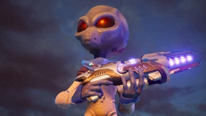 Destroy All Humans! - Tráiler de Anuncio para Nintendo Switch