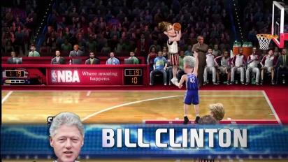 NBA Jam - Politicians Trailer