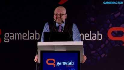 David Gaider: Narrative in Games - the Challenge versus the Expectation - Charla completa Gamelab 2015