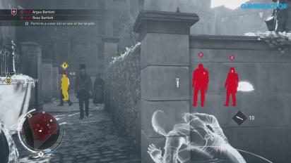 Assassin's Creed: Syndicate – Gameplay versión final – Cazando a los templarios con Evie
