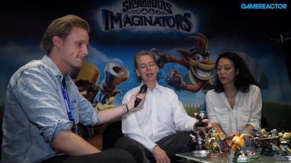 Skylanders Imaginators - Entrevista a Paul Reiche y Jennifer O'Neal
