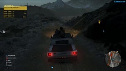 Ghost Recon: Wildlands - Misión en Co-Op - Gameplay 1