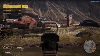 Ghost Recon: Wildlands Co-Op - Gameplay 2