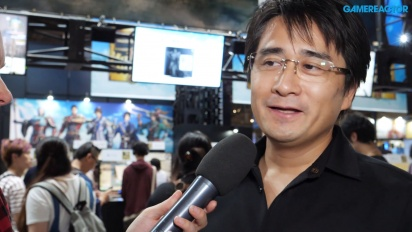 Dynasty Warriors 9 - Entrevista a Akihiro Suzuki