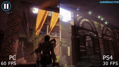 Destiny 2 - Vídeo comparativa PC vs PS4