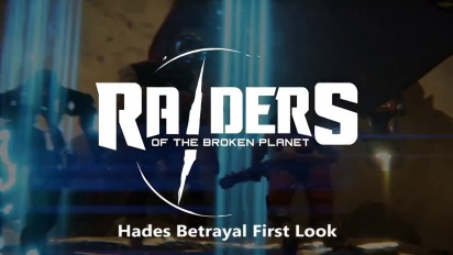 Raiders of the Broken Planet - Primer vistazo a la Traición de Hades