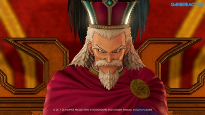Dragon Quest XI: Ecos de un pasado perdido - Gameplay Pre-E3
