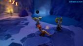Spyro: Reignited Trilogy - Gameplay en Alpe de Sheila