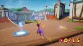 Spyro: Reignited Trilogy - Gameplay en Villa soleada