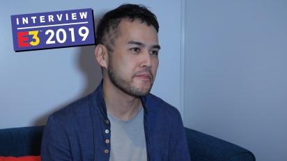 Daemon X Machina - Entrevista a Kenichiro Tsukuda