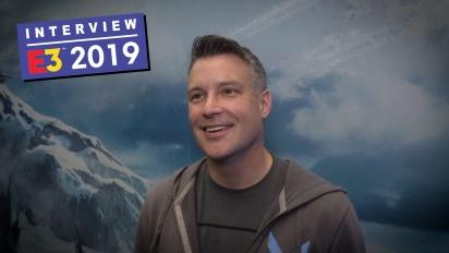 Scavengers - Entrevista a Josh Holmes E3 2019