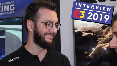 Overpass - Entrevista a Sébastien Waxin