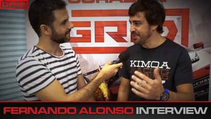 Grid - Entrevista a Fernando Alonso