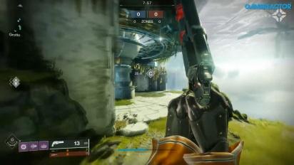 Destiny 2: Bastión de Sombras - Gameplay PvP