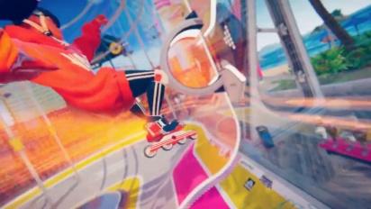 Roller Champions - Tráiler de Gameplay de la Beta Cerrada en español