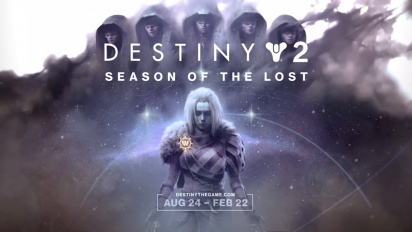 Destiny 2: Beyond Light - Season of the Lost Trailer
