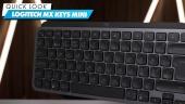 Teclado Logitech MX Keys Mini Wireless - El Vistazo