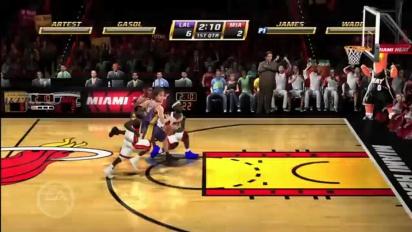 NBA Jam - Online Features Trailer