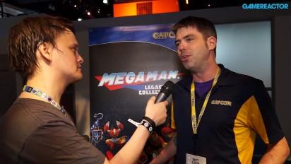 Mega Man Legacy Collection - Entrevista a Brett Elston