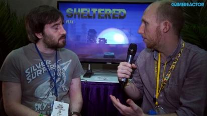 Sheltered - Entrevista al coautor