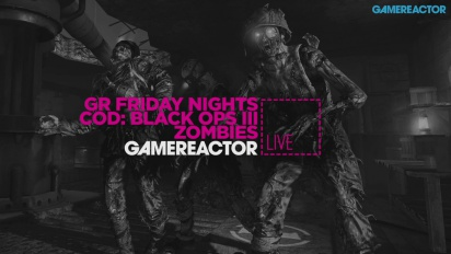 Call of Duty: Black Ops 3 - GR Friday Nights 22.01.16 - Livestream Replay