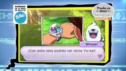 Yo-kai Watch - Tráiler español ¿Qué son los Yo-kai?